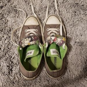 Unique Comic Strip Converse!